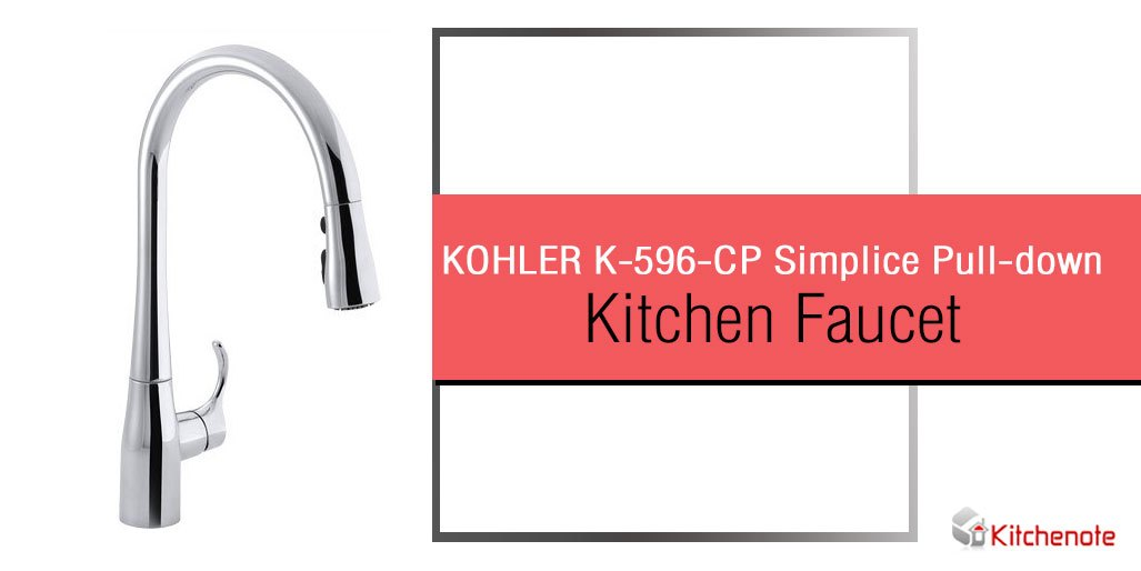 KOHLER K-596-CP Simplice Kitchen Faucet Review