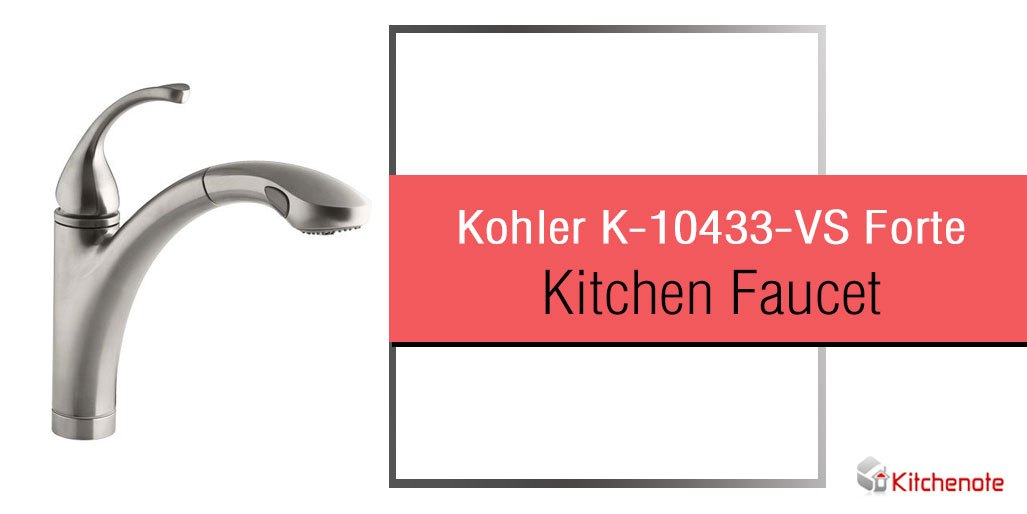 Kohler K 10433 Vs Forte Pull Out Kitchen Faucet Review